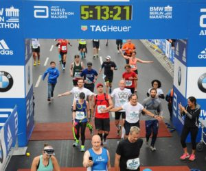 44. BMW Berlin Marathon am 24.09.2017