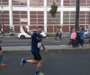 36. Mainova Frankfurt Marathon am 29.10.2017
